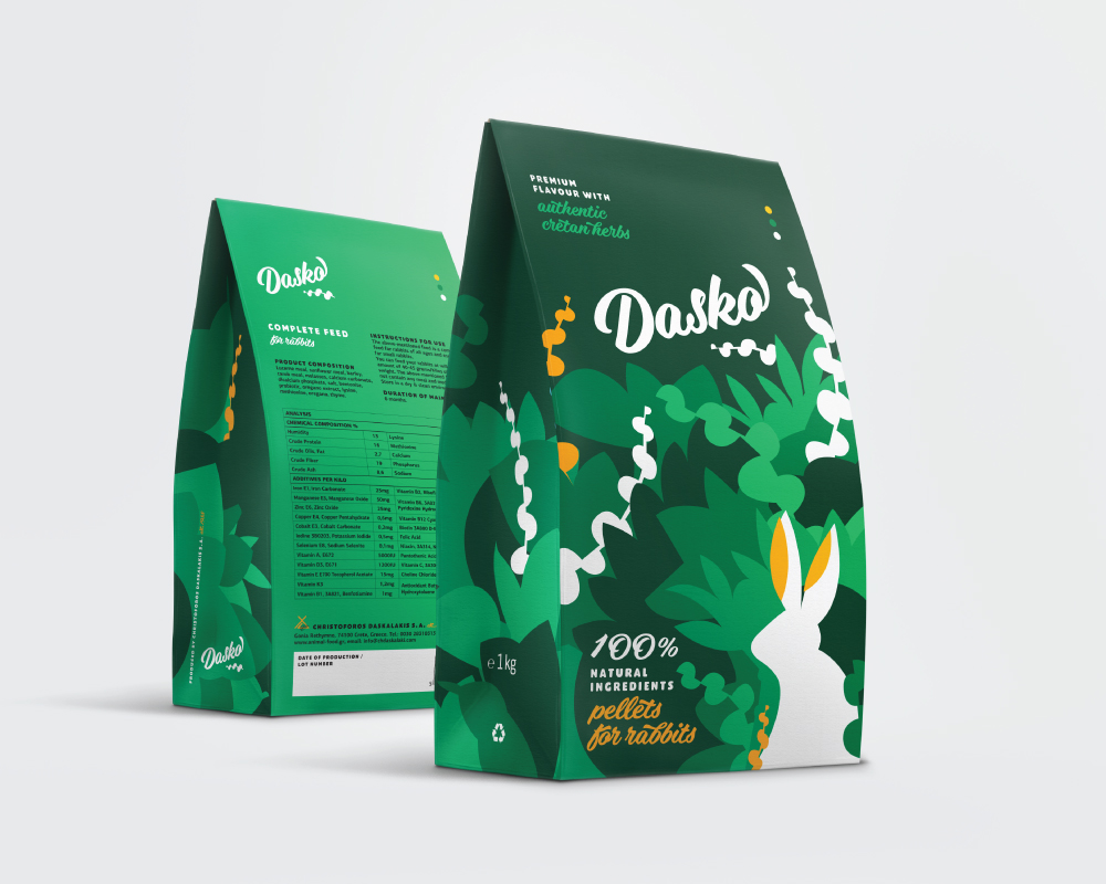 Dasko pet food | Myria Konnari